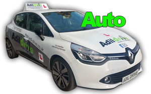 Auto Driving Lessons - Adil Drive Car